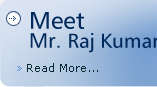 Meet Mr. Raj Kumar